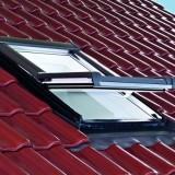 Kyvné strešné okno - Designo R4