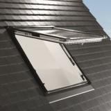 Nízkoenergetické výklopno/kyvné strešné okno - Designo R8