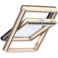 VELUX GLL 1061 55x78cm CK02, drevenné, strešné okno, horné ovládanie