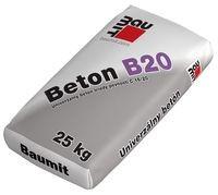 baumit beton b20 25kg ropspol a s. Black Bedroom Furniture Sets. Home Design Ideas