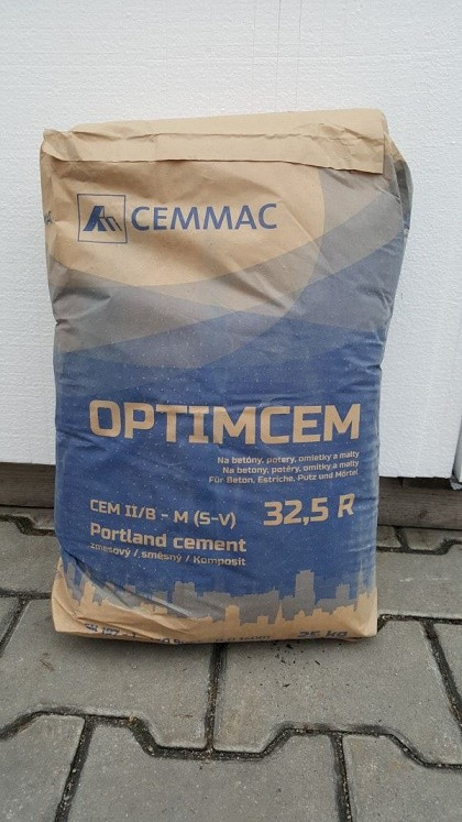 Cement cemmac OPTIMCEM 25kg 32,5 S-V