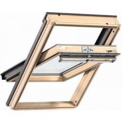 VELUX GZL 1051 55x78cm CK02, drevenné, strešné okno, horné ovládanie