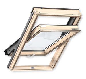 VELUX GLL 1061 B 94x140cm PK08, drevenné, strešné okno, spodné ovládanie