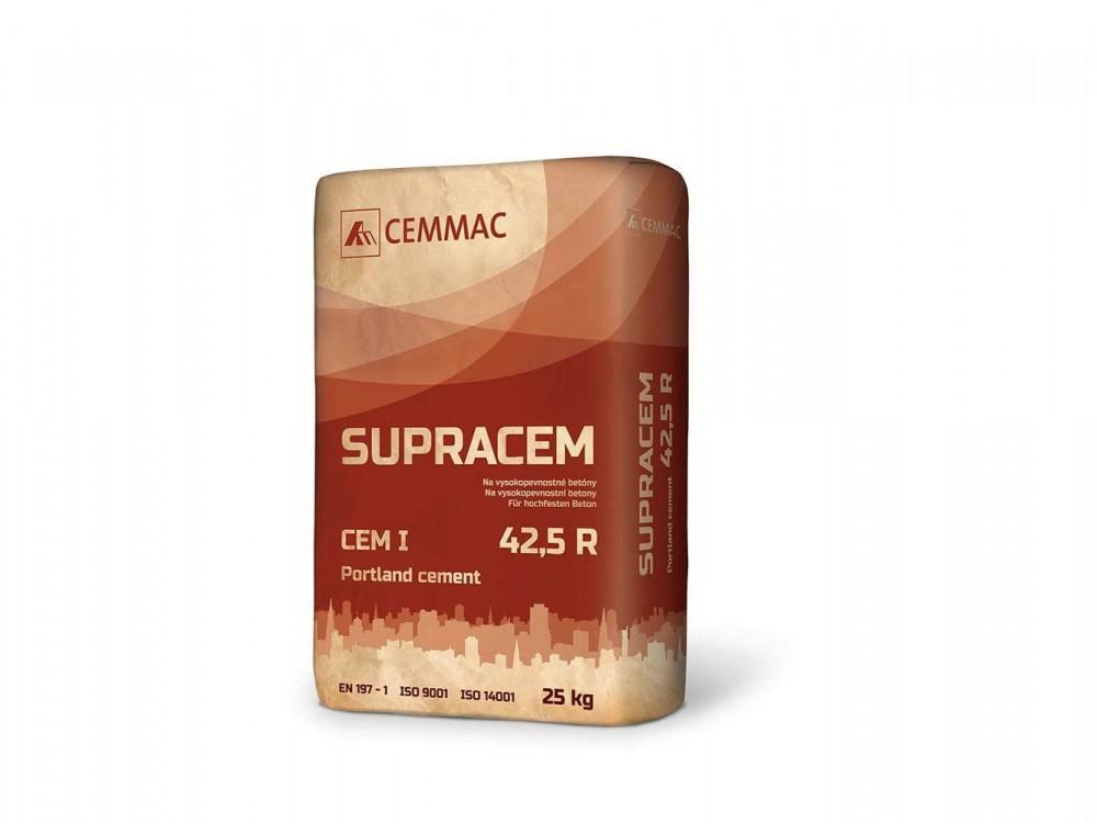 Cement cemmac SUPRACEM 25kg 42,5 R