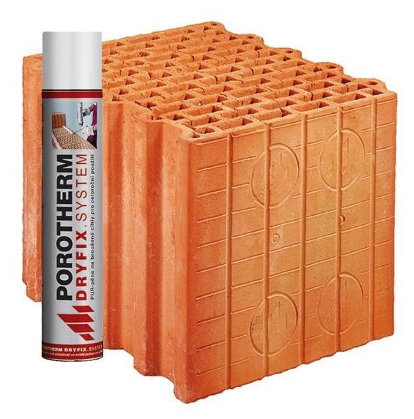 Porotherm 30 Profi / Profi Dryfix